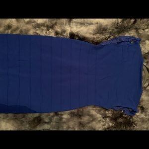 XOXO spandex dress